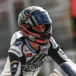 01 – Marco Gaggi – Pilota Moto 3 – European Talent Cup 2019