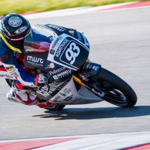 02 – Marco Gaggi – Pilota Moto 3 – European Talent Cup 2018