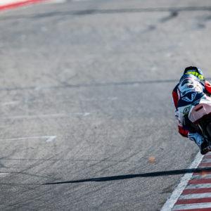 03 – Marco Gaggi – Pilota Moto 3 – European Talent Cup 2018