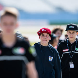 04 – Marco Gaggi – Pilota Moto 3 – European Talent Cup 2018