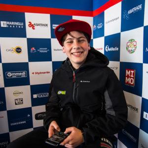 07 – Marco Gaggi – Pilota Moto 3 – European Talent Cup 2018