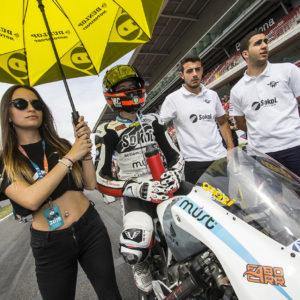 07 – Marco Gaggi – Pilota Moto 3 – European Talent Cup 2019