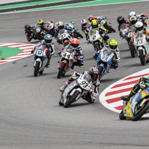 08 – Marco Gaggi – Pilota Moto 3 – European Talent Cup 2019