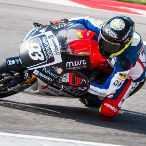 12 – Marco Gaggi – Pilota Moto 3 – European Talent Cup 2018