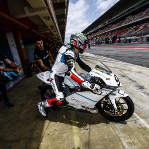 13 – Marco Gaggi – Pilota Moto 3 – European Talent Cup 2019