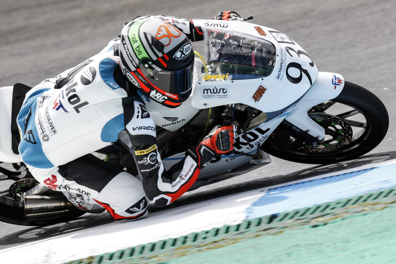 Marco Gaggi - Pilota Moto 3 - European Talent Cup 2019