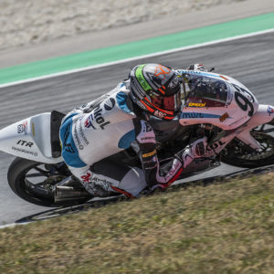 18 – Marco Gaggi – Pilota Moto 3 – European Talent Cup 2019
