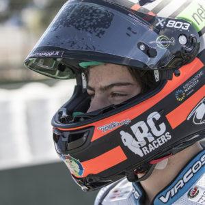 27 – Marco Gaggi – Pilota Moto 3 – European Talent Cup 2019