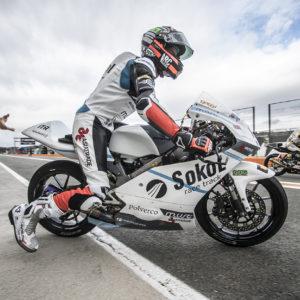 28 – Marco Gaggi – Pilota Moto 3 – European Talent Cup 2019