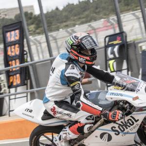 30 – Marco Gaggi – Pilota Moto 3 – European Talent Cup 2019