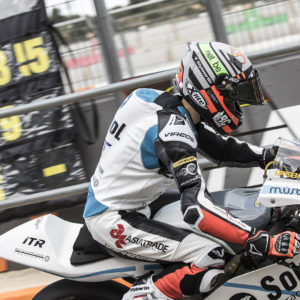 31 – Marco Gaggi – Pilota Moto 3 – European Talent Cup 2019