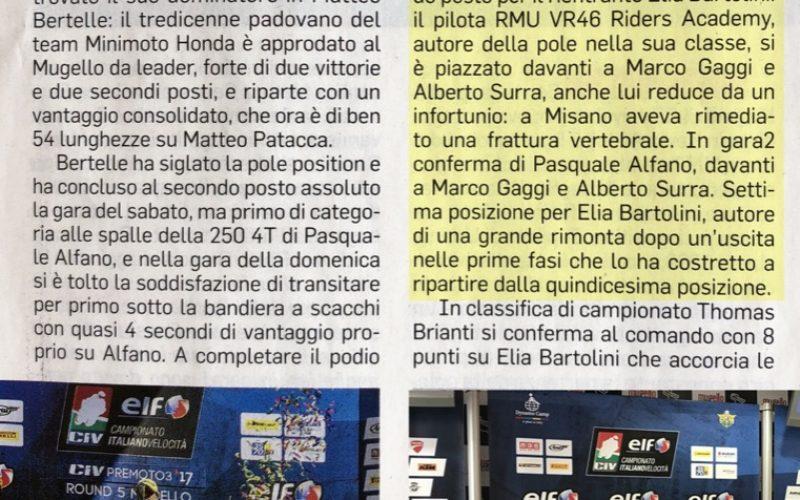 Marco Gaggi – MotoSprint