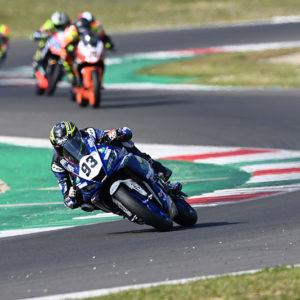 03 – Marco Gaggi Pilota Superbike Supersport 300 – 2001