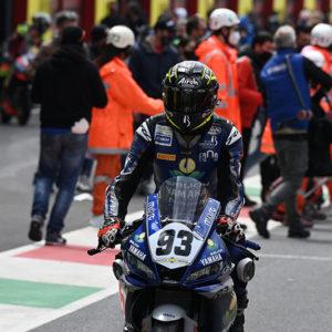 04 – Marco Gaggi Pilota Superbike Supersport 300 – 2001