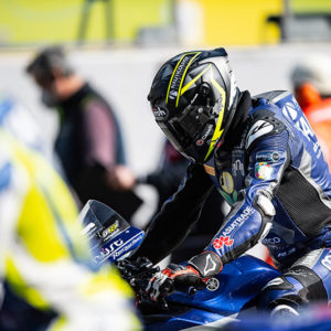 09 – Marco Gaggi Pilota Superbike Supersport 300 – 2001
