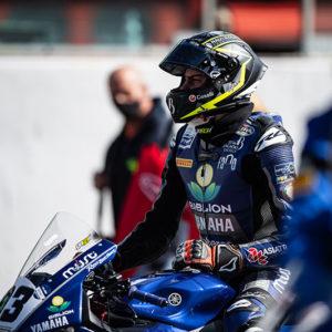 10 – Marco Gaggi Pilota Superbike Supersport 300 – 2001