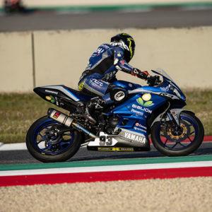 12 – Marco Gaggi Pilota Superbike Supersport 300 – 2001