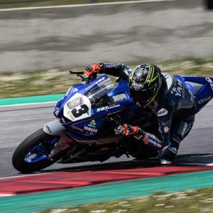 14 – Marco Gaggi Pilota Superbike Supersport 300 – 2001
